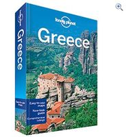 Lonely Planet Greece Travel Guide Book