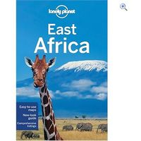 Lonely Planet East Africa Travel Guide Book