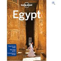 Lonely Planet Egypt Travel Guide Book