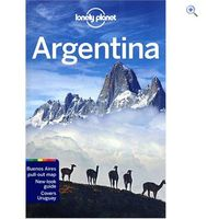 Lonely Planet Argentina Travel Guide Book