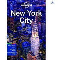 Lonely Planet New York City Guide Book