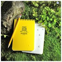 Rite In The Rain Universal Notebook (4 x 6) - Colour: Yellow