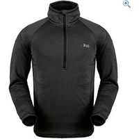 Rab Mens AL Pull-On Baselayer - Size: L - Colour: Black