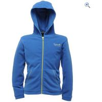 Regatta Chad Kids Fleece Hoody - Size: 34 - Colour: OXFORD BLUE