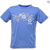 Regatta Sonic Kids T-shirt - Size: 32 - Colour: BLUEBERRY PIE