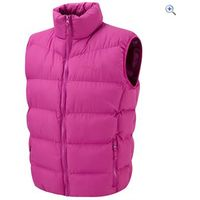Hi Gear Yukon Childrens Insulated Gilet - Size: 2 - Colour: Purple