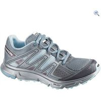 Salomon XR Shift Womens Trail Running Shoes - Size: 4.5 - Colour: PEARL GREY