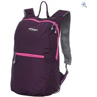 Vango Pac 15 Folding Rucksack - Colour: Purple