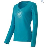 Mammut Birdy Long Sleeve Top - Size: XXL - Colour: Ocean Blue