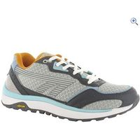 Hi-Tec Shadow Trail Womens Running Shoes - Size: 7 - Colour: SILVER-MARINE