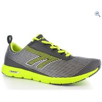 Hi-Tec Luca Running Shoes - Size: 8 - Colour: CHARCOAL-LIME