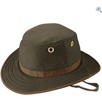 Tilley TWC7 Outback Hat - Size: 7 1/4 - Colour: Green