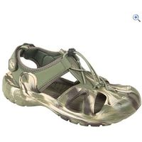 TFGear Flips Fishing Sandals - Size: 6 - Colour: Camo
