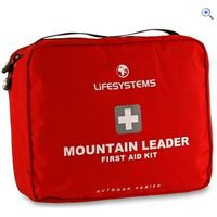 Lifesystems Mountain Leader First Aid Kit - Colour: Red