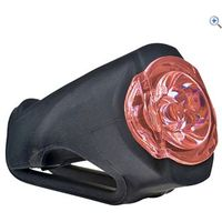 RSP ECO-1RB Silicone High Performance LED Rear Light - Colour: Black