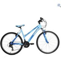 Compass 45 Degree South Womens Alloy Hardtail Mountain Bike - Size: 19 - Colour: LIGHT BLUE-BLUE