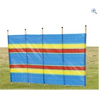 Quest 5 Pole Windbreak