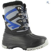 Hi-Tec Avalanche Junior - Size: 3 - Colour: Black / Blue