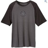 prAna Keltic Tee - Size: XL - Colour: Charcoal