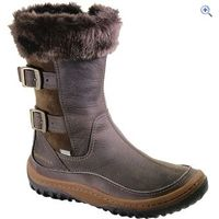 Merrell Decora Chant WP Womens Winter Boots - Size: 7 - Colour: Mocha Brown