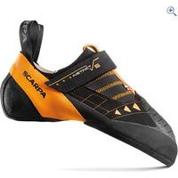 Scarpa Instinct VS Climbing Shoe - Size: 44.5 - Colour: BLACK ORANGE