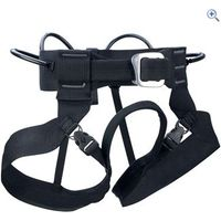 Black Diamond Alpine Bod Harness - Size: M - Colour: Black