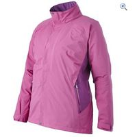 Berghaus Bowfell Womens Waterproof Jacket - Size: 10 - Colour: ULTRA VIOLET