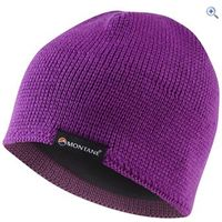 Montane Resolute Beanie - Colour: Dahlia Purple