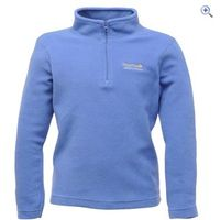 Regatta Hotshot Kids Microfleece - Size: 9-10 - Colour: BLUEBERRY PIE