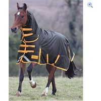 Shires Stormbreaker Combo (300g) - Size: 5-9 - Colour: Black-Gold