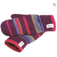 Tottie Rainbow Junior Mittens - Colour: Rainbow