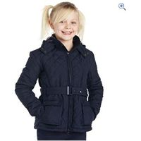 Harry Hall Junior Lyndale Jacket - Size: 3-4 - Colour: Navy