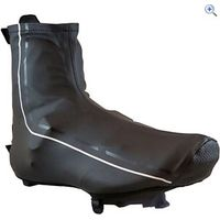 Bioflex Zero Overshoes - Size: XL - Colour: Black