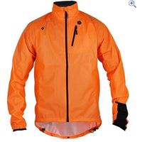 Polaris Aqualite Extreme Mens Cycling Jacket - Size: XXL - Colour: Orange