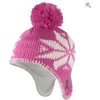 The Edge Hot Dog Kids Hat - Colour: Pink-White
