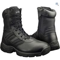 Magnum Panther 8.0 Side Zip Boots - Size: 8 - Colour: Black