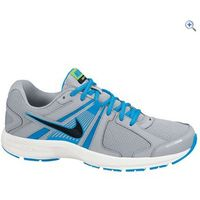 Nike Dart 10 Mens Running Shoes - Size: 10 - Colour: WOLF GREY-BLACK