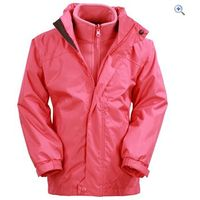 Hi Gear Trent Childrens 3-in-1 Jacket - Size: 3-4 - Colour: Pink