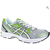 Asics Gel Trounce Mens Running Shoes - Size: 10 - Colour: WHT-SNO-GRN
