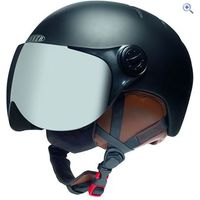 Sinner Crystal Ski Helmet - Size: L - Colour: Matte Black