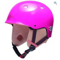 Sinner The Magic Childrens Ski Helmet - Size: M - Colour: SHINY PINK