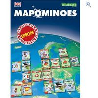 Wildcard Games Mapominoes (Europe Edition)
