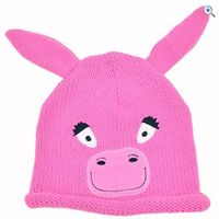 ProClimate Childrens Animal Hat - Colour: DONKEY
