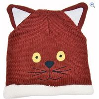 ProClimate Childrens Animal Hat - Colour: Fox Orange