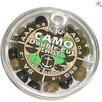 Anchor Camo Double Cut Shot Dispenser