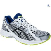 Asics Gel Trounce Mens Running Shoes - Size: 11 - Colour: WHITE-BLK-BLUE