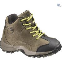 Merrell Chameleon Spin Waterproof Boys Walking Boots - Size: 13 - Colour: Brown