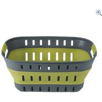 Outwell Collaps Basket - Colour: Green
