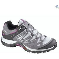 Salomon Ellipse GTX Womens Walking Shoes - Size: 5 - Colour: Pink