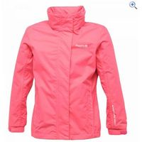 Regatta Spellbind Girls Jacket - Size: 9-10 - Colour: TULIP PINK
